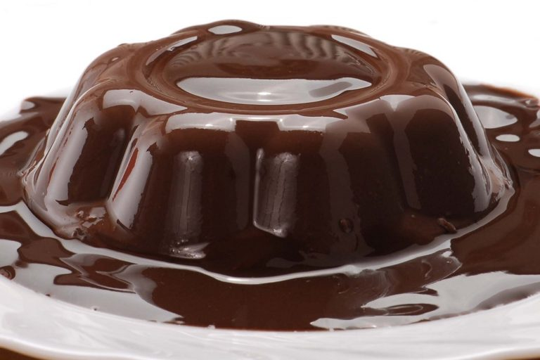 Pudim de Chocolate EL MANDARIN